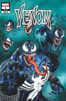 Venom #1 Marco Turini Cover A(10/27/21)