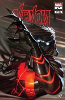 Venom #27 Ryan Brown Cover A