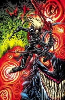 Venom #32 Kyle Hotz Cover B Virgin Variant