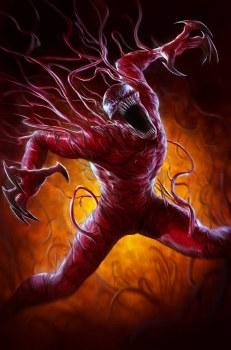 Venom #35 200th Issue Dave Rapoza Cover B Virgin Variant