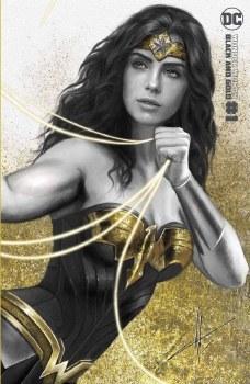Wonder Woman Black & Gold #1 Carla Cohen Cover B Variant (6/22/21)