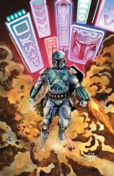 War of the Bounty Hunters #1 Jan Duursema Cover B Virgin Var