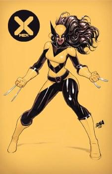 X-Men #3 David Nakayama CoverA Var (9/22/21)