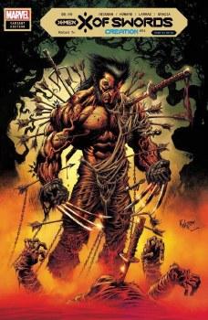 X of Swords Creation #1 Kyle Hotz Cover A Variant