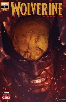 Wolverine #1 C2E2 Gerald Pare1 Var