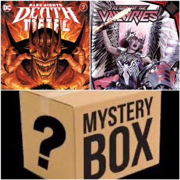 Metal Valkyries Mystery Box