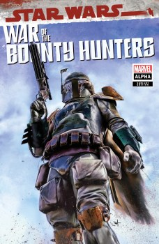 Star Wars War of the Bounty Hunters Alpha #1 Marco Turini Cover A Variant
