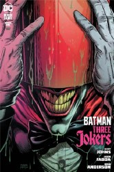 Batman Three Jokers #1 (of 3)Premium Var A Red Hood