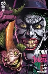 Batman Three Jokers #1 (of 3)Premium Var B Joker Fish