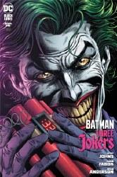 Batman Three Jokers #1 (of 3)Premium Var C Bomb
