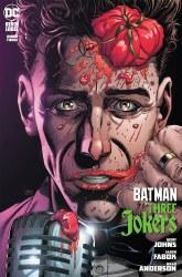 Batman Three Jokers #3 (of 3) Premium Var H Stand-up Comedian