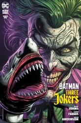 Batman Three Jokers #1 (of 3)2nd Ptg Cvr A Joker Shark Var