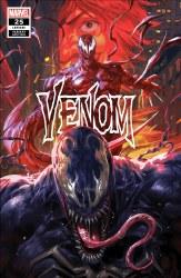 Venom #25 Derrick Chew ComicsElite Cover A Variant