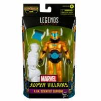 Marvel Legends Super VillainsA.I.M. Scientist Supreme 6IN A