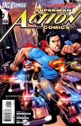 Action Comics #1New 52