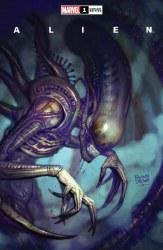 Alien #1 Ryan Brown Cover A Variant
