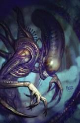 Alien #1 Ryan Brown Cover B Virgin Variant