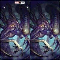 Alien #1 Ryan Brown Cover Bundle