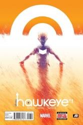 All New Hawkeye #1