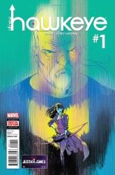All New Hawkeye #1Vol. 2