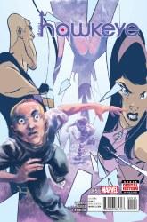 All New Hawkeye #5