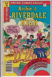 Archie at Riverdale #82