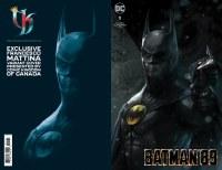 Batman 89 #1  Francesco Mattina Cover A Variant (8/10/21)