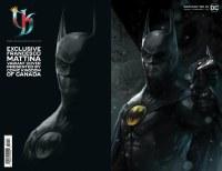 Batman 89 #1  Francesco Mattina Cover Set (8/10/21)
