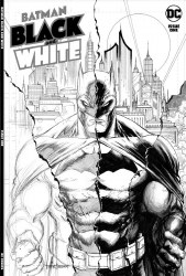 Batman Black and White #1 Tyler Kirkham Cover A Variant