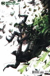 Batman #100 Card Stock F Mattina Var Ed Joker War