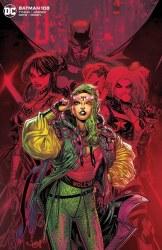 Batman #108  Jonboy Myers Cover B Minimal Trade Dress Varian