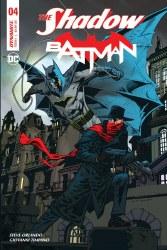 Batman/Shadow #4
