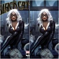 Black Cat #1 Ryan Brown CoverBundle
