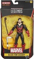 Marvel Legends Black Tom Cassidy 6IN AF