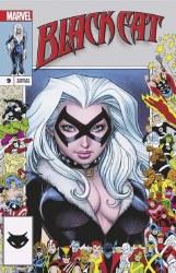 Black Cat #9 Marvel Frame ArtAdams Var (8/18/21)
