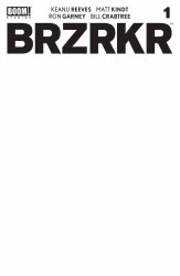 Brzrkr (Berzerker) #1 Cvr E Blank Sketch Var (Mr)