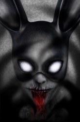 Bunny Mask #2 Christopher Bust Virgin Var w/ COA (7/14/21)