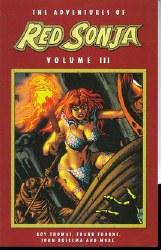Adventures Of Red Sonja Tp Vol 03