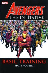 Avengers Initiative Tp Vol 01 Basic Training