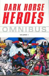 Dark Horse Heroes Omnibus Tp