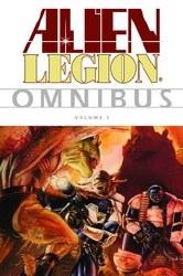Alien Legion Omnibus Tp Vol 01