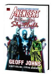 Avengers Search For She-Hulk Prem Hc