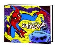 Art Of Spider-Man Classic Hc