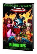 Avengers X-Men Prem Hc Bloodties