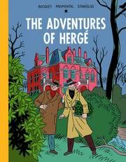 Adventures Of Herge Hc (New Ptg) (Mr)