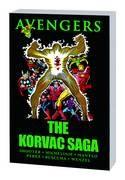 Avengers Korvac Saga Tp