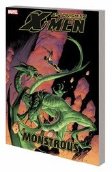 Astonishing X-Men Tp Vol 07 Monstrous