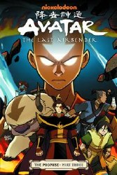 Avatar Last Airbender Tp Vol 03 Promise Part 3 (C: 1-0-0)