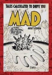 Mad Artist Ed Hc (Net)