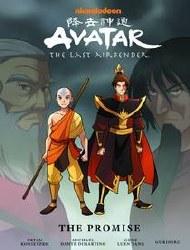 Avatar Last Airbender Promise Library Ed Hc (C: 1-0-0)
